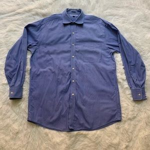 Tommy Hilfiger Ithaca Dress Shirt size Large